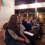 Schülerinnen und Schüler als interessiertes Publikum