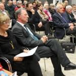 Hella Goldbach und Bürgermeister Dieter Dzewas