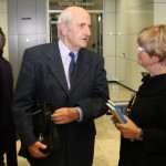 Zeitzeuge Richard Oettinghaus im Gespräch mit Hella Goldbach