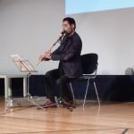 Musik mit besonderer Flöte