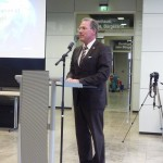 Bürgermeister Dieter Dzewas